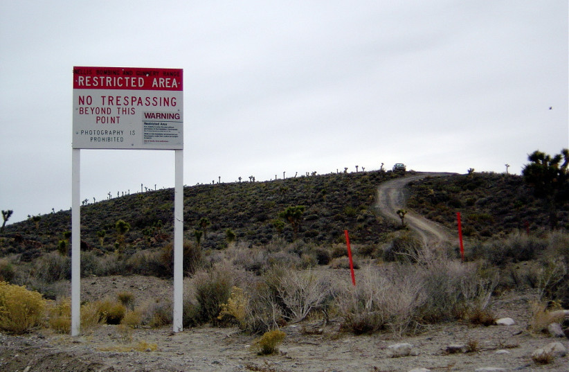Google Earth user claims he found the entrance to Area 51