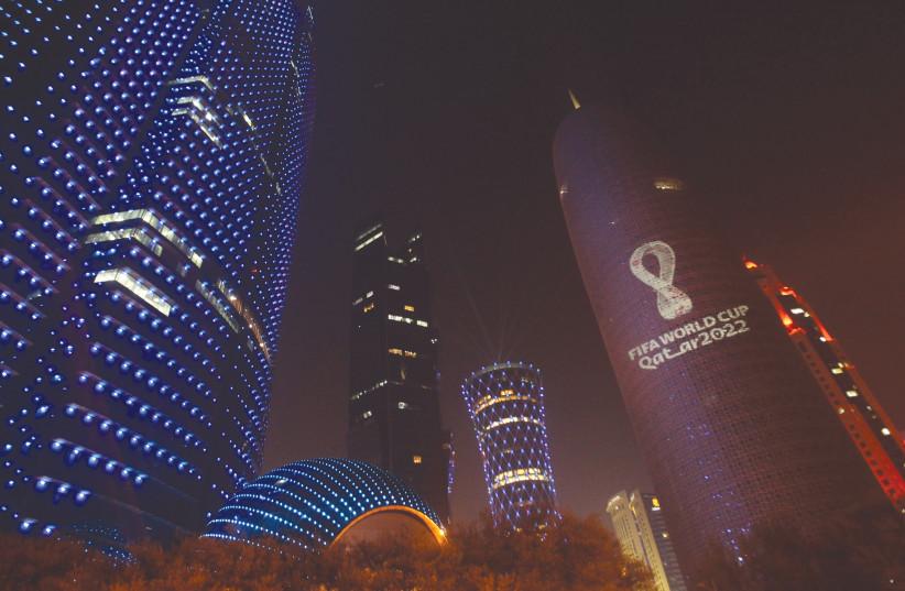Rights groups condemn Qatari crackdown on free speech - The Jerusalem Post