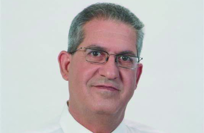 David Papo, chairman of the Israel Pharmacists Association (photo credit: Courtesy)