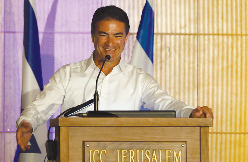 Yossi Cohen (photo credit: REUTERS)