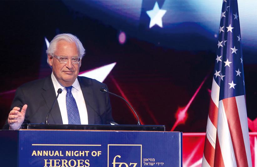 David Friedman (photo credit: MARC ISRAEL SELLEM)
