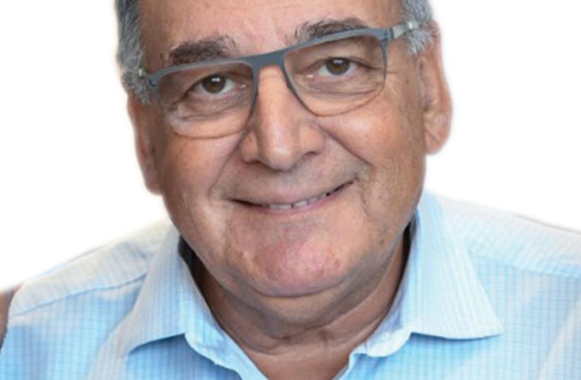 Zeev Rotstein (photo credit: Courtesy)