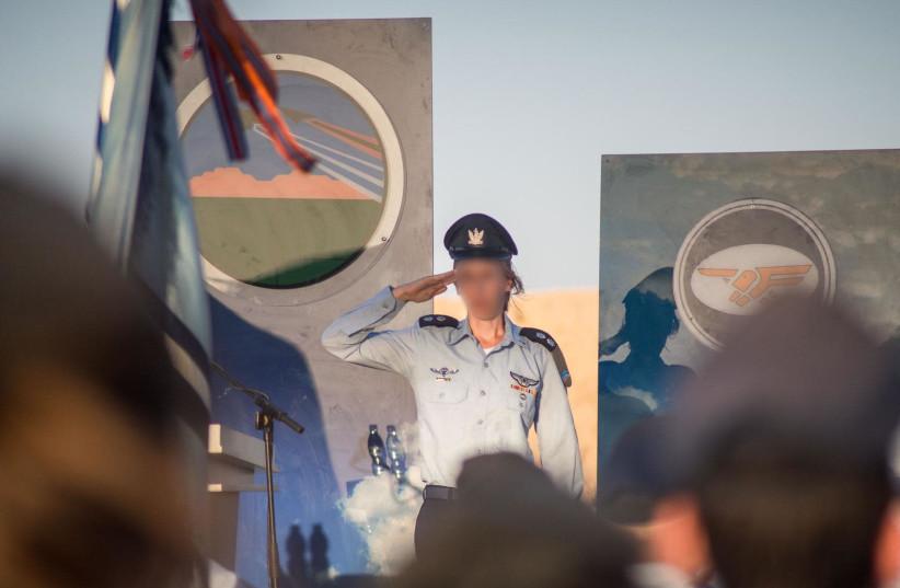"Lt.-Col. ""G"" (photo credit: IDF SPOKESPERSON'S UNIT)"