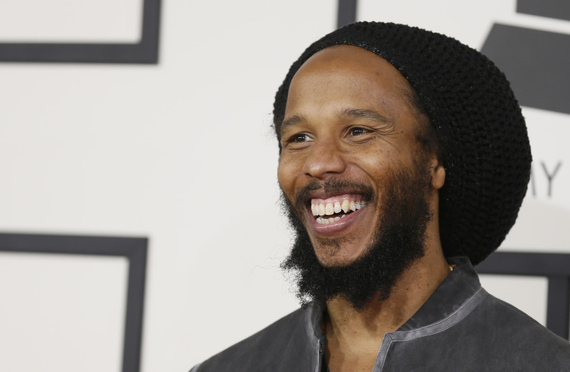 ZIGGY MARLEY: Israel was a storybook place for us (photo credit: REUTERS)