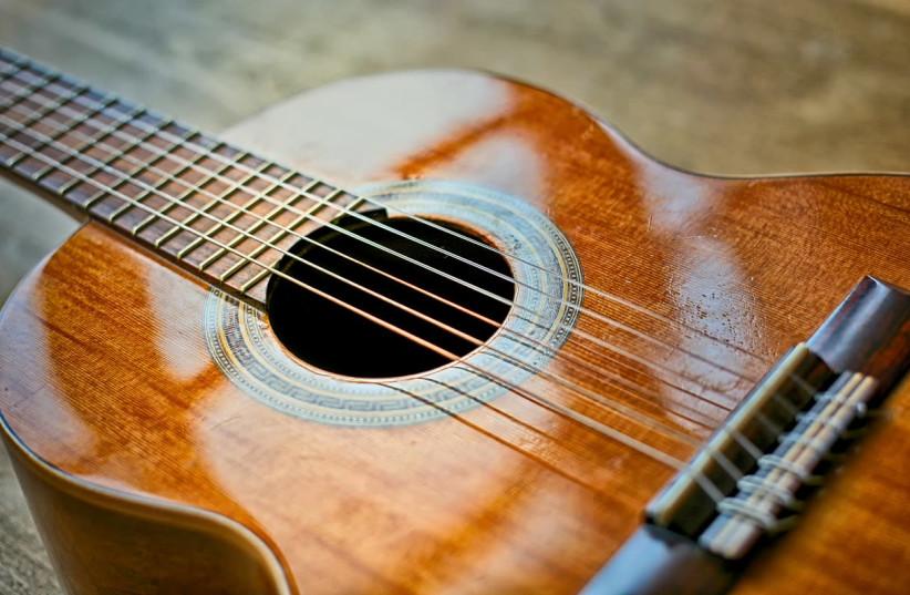 Guitar illustrative (photo credit: NEEDPIX.COM)