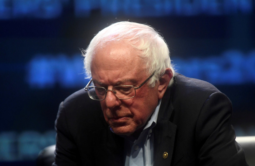 Bernie Sanders backed a party that supported Iran during hostage crisis - The Jerusalem Post