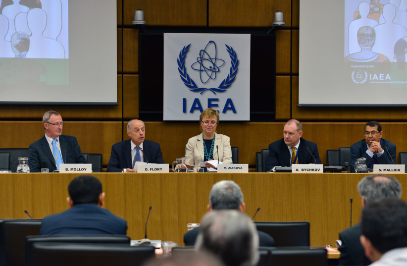 International Conference on Human Resource Development for Nuclear Programmes: Building and Sustaining Capacity. Strategy for Education and Training, Networking and Knowledge Management. IAEA Vienna, Austria, 16 May 2014. (photo credit: DEAN CALMA / IAEA)