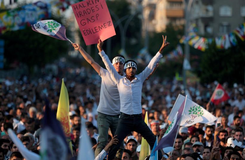 Turkey's leadership thrives on threats and crises - analysis - Jerusalem Post
