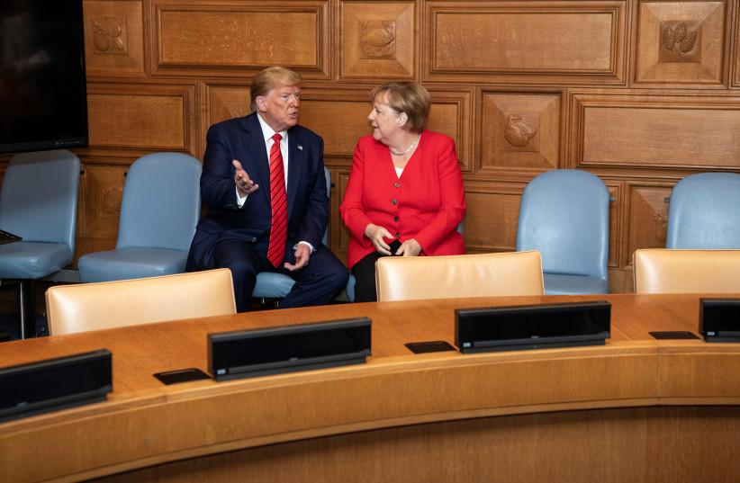 Germany's Merkel rejects Trump invite to G7 summit in Washington - report