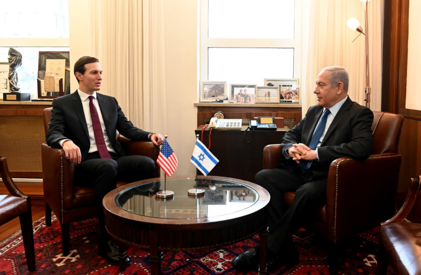 US team meets Mideast officials to discuss peace plan rollout - The Jerusalem Post
