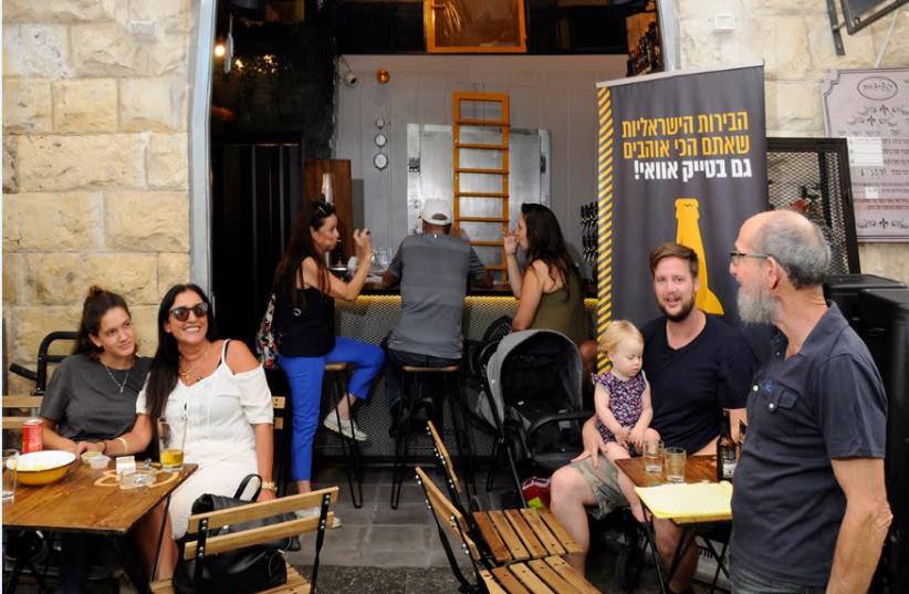 Israel's Beer Breweries reports 34% increase in beer consumption