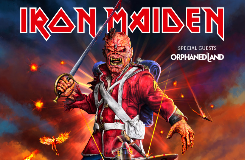 Iron Maiden to melt Tel Aviv - The Jerusalem Post