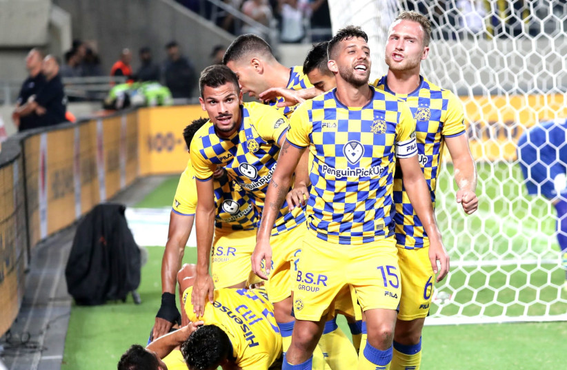 Two Maccabi Tel Aviv players suspected of sexual relations with minors - The Jerusalem Post
