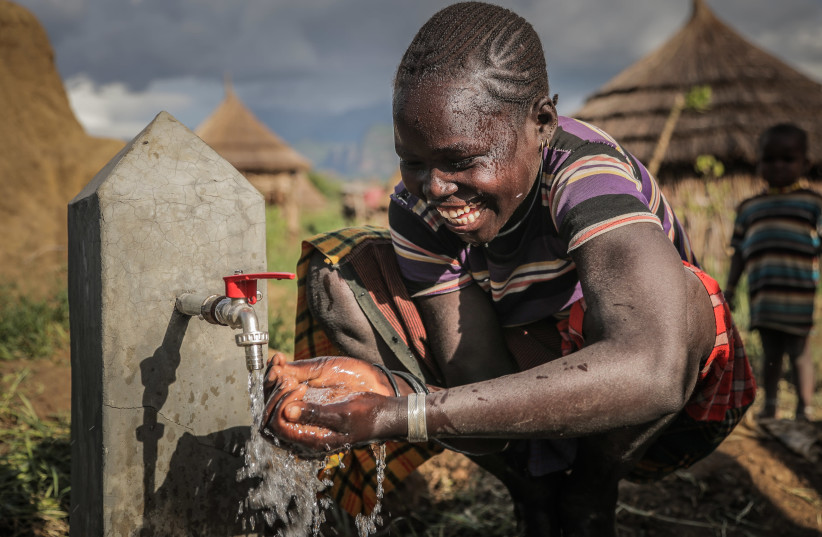 How Israel is bringing water and energy to Africa