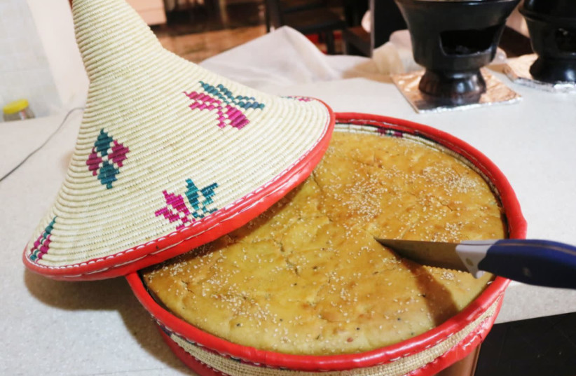 Shabbat breads - exotic style!