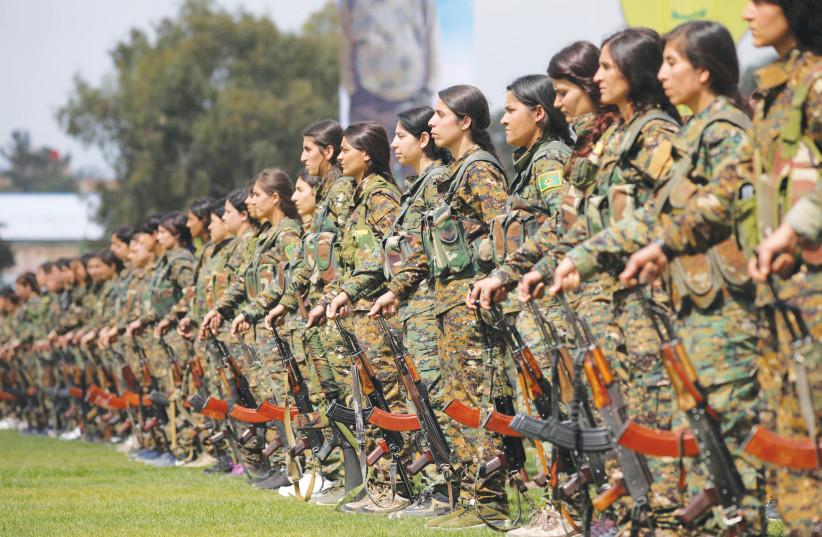 If we don't stand with the Kurds, who should stand with us?