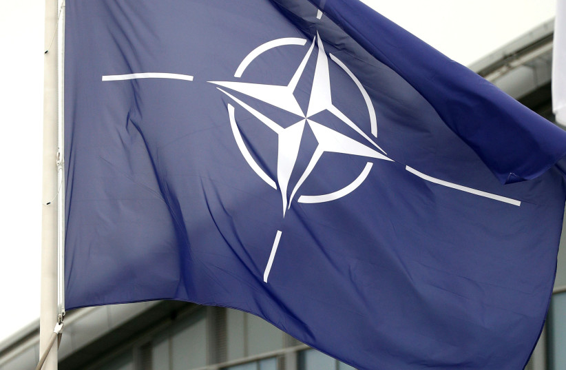 NATO jets practice interceptions of Russian jets over Baltics