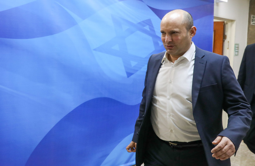 Does Bennett victory over Netanyahu mean he's no longer in his pocket? - The Jerusalem Post