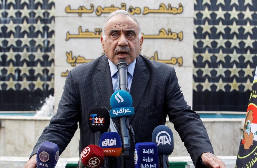 Former Iraqi prime minister slams US sanctions on pro-Iran militia leader - Jerusalem Post