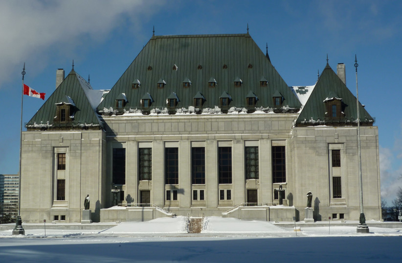 Supreme Court of Canada  (photo credit: Wikimedia Commons)