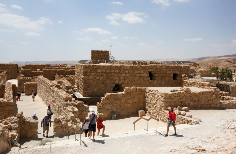 The fall of Masada - Jerusalem Post
