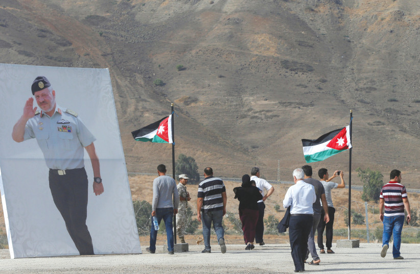 Is the peace treaty with Jordan in jeopardy? - Jerusalem Post
