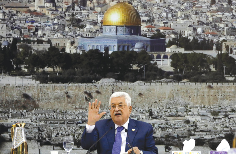 Palestinian Affairs: No room for optimism from Ramallah - Jerusalem Post