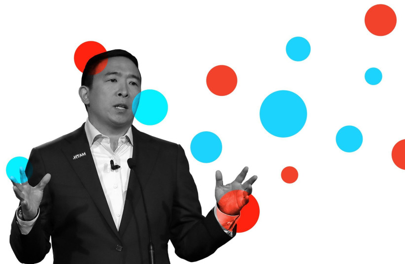 Where does Andrew Yang stand on antisemitism, Israel in 2020? - Jerusalem Post