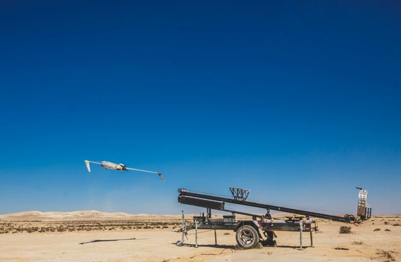 Israeli drone Orbiter 4 breaks endurance record, stays in air for 25 hour - Jerusalem Post