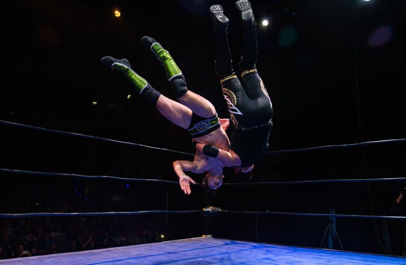 Israeli pro wrestling is back and bigger than before - Jerusalem Post