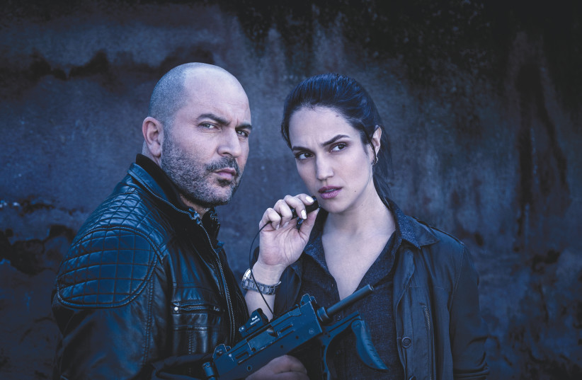 Fauda has become one of Israel's most internationaly known series  (photo credit: NATI LEVI/YES)