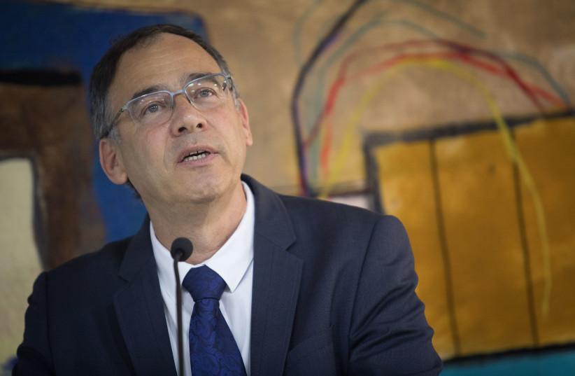 Former state attorney Shai Nitzan (photo credit: MARC ISRAEL SELLEM/THE JERUSALEM POST)