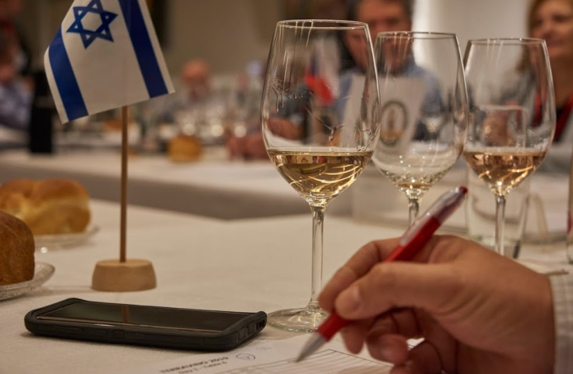 TerraVino: Putting Israel  on the  wine map (photo credit: Courtesy)