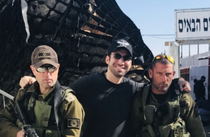 A visit to Israel's top counterterror  training school (photo credit: Courtesy)