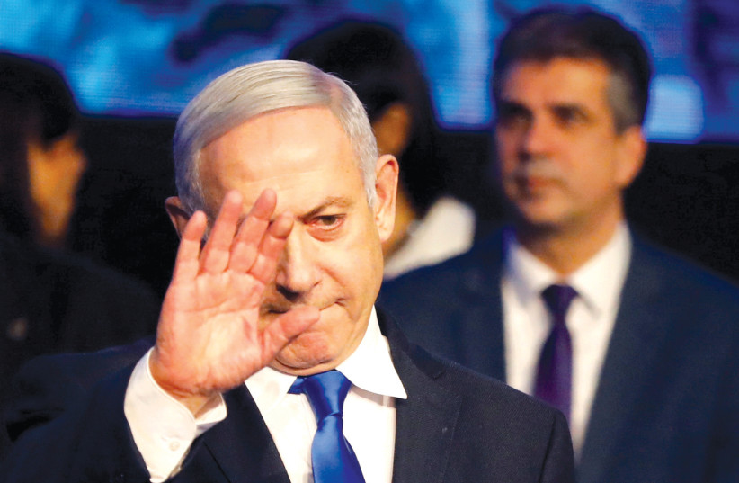 PRIME MINISTER Benjamin Netanyahu has opposed the International Criminal Court's investigation. (photo credit: REUTERS)