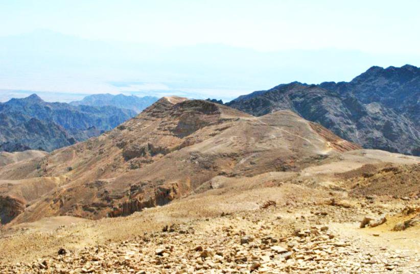 Eilat Israel's winter wonderland  (photo credit: ASSAF PINCHUK)