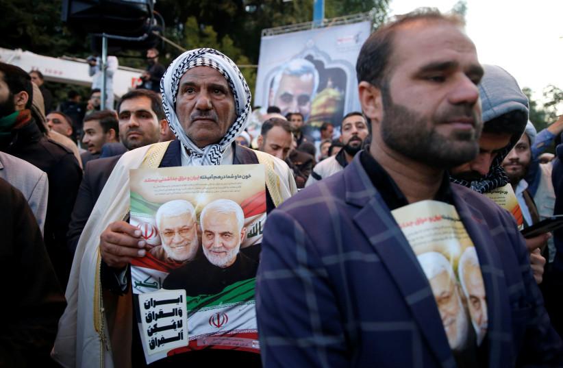 Saudi editor: US elimination of Soleimani was 'act of heroism' - The Jerusalem Post