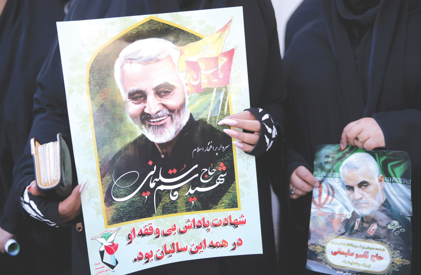 Did Israel play a role in the Soleimani assassination? - analysis - The Jerusalem Post