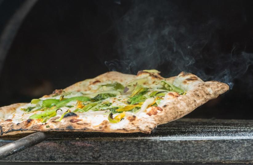 Pizza (illustrative) (photo credit: Courtesy)