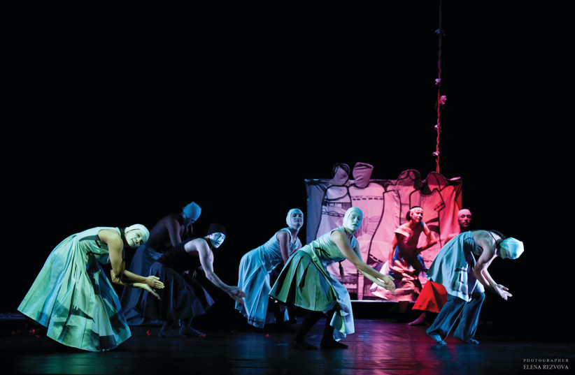 Contemporary Russian dances - The Jerusalem Post