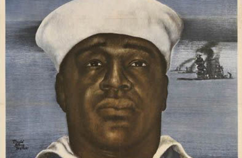 US Navy names aircraft carrier for Dorie Miller, black navy hero - The Jerusalem Post