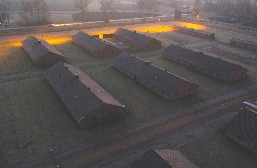 'THERE WERE some 800 escape attempts from Auschwitz, but only a handful of successful escapes.' (photo credit: REUTERS)