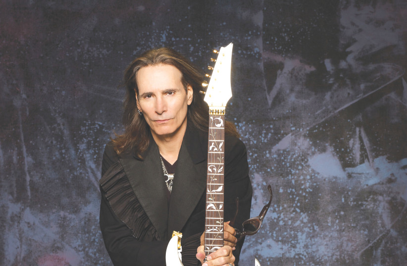 Steve Vai joins lineup of Red Sea Guitar Festival