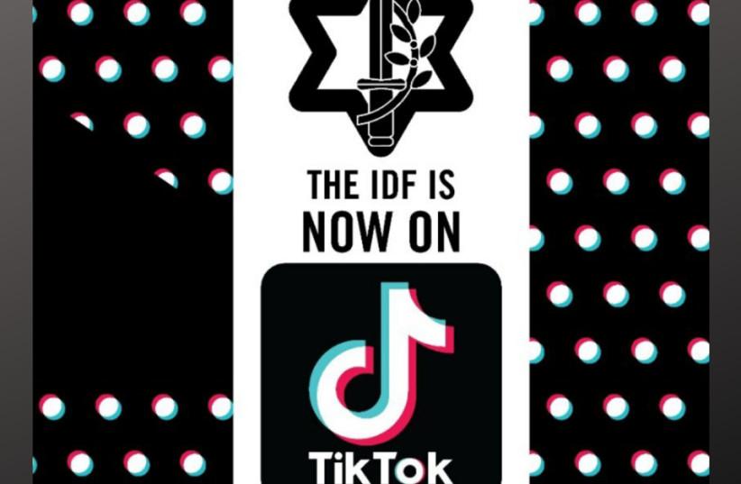 IDF Instagram story seen January 22, 2020. (photo credit: IDF)