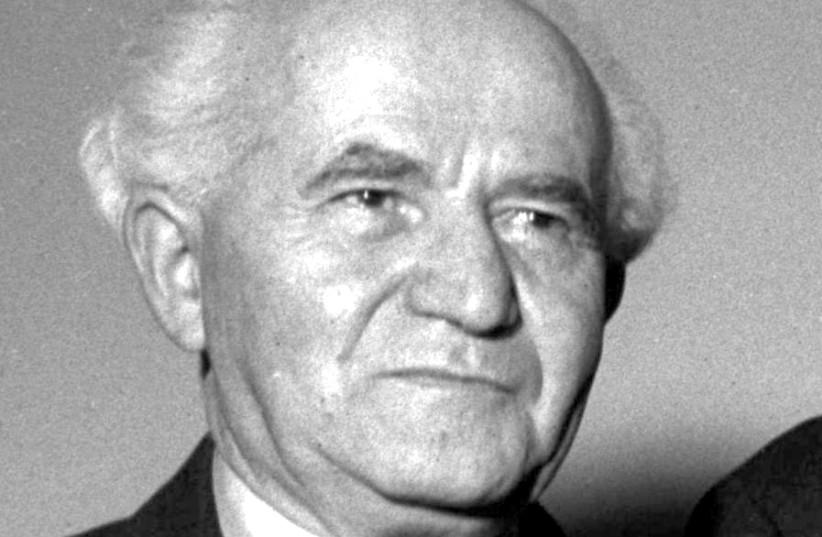 Ben-Gurion: Warts and all - The Jerusalem Post