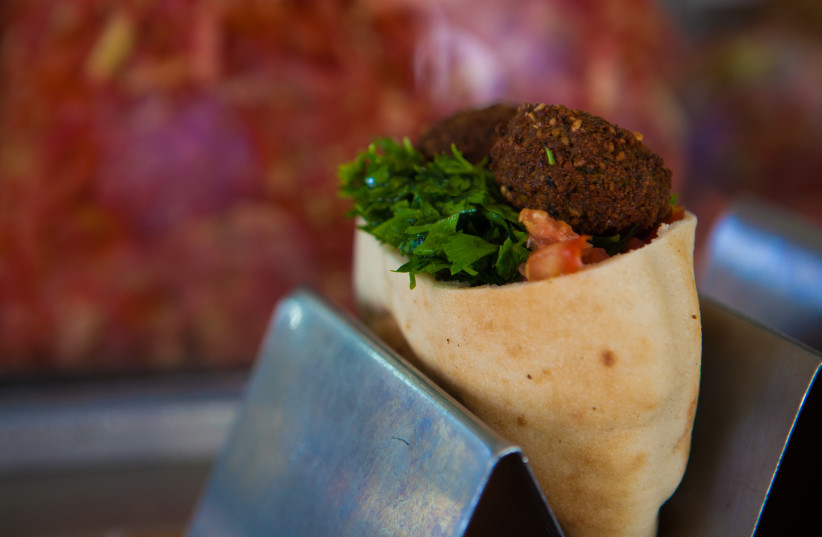 AN ANNUAL falafel celebration helps David Dugo Leitner commemorate his mother and his survival (photo credit: Wikimedia Commons)