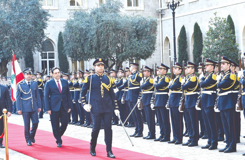 Hezbollah-dominated government emerges in Lebanon - The Jerusalem Post