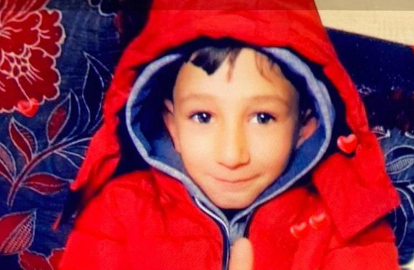 Missing 7 year-old Qusai Abu Ramila (photo credit: Courtesy)
