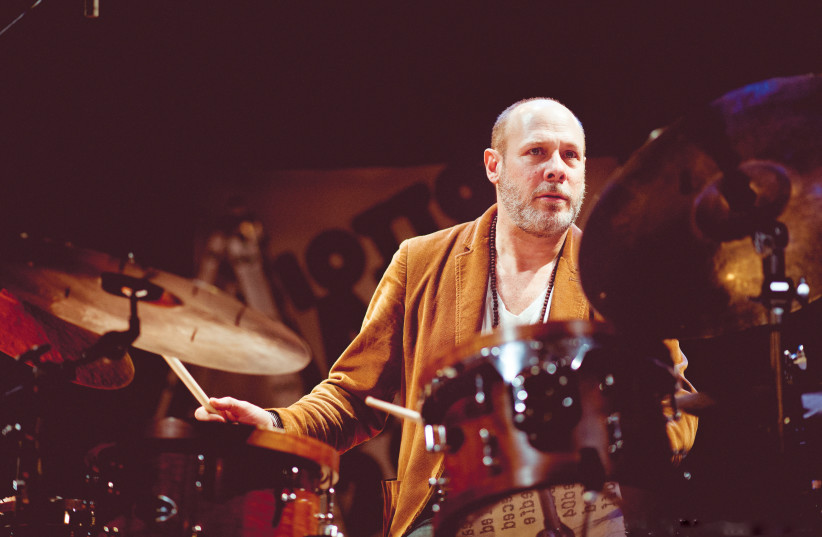 Getting set for drumming - The Jerusalem Post