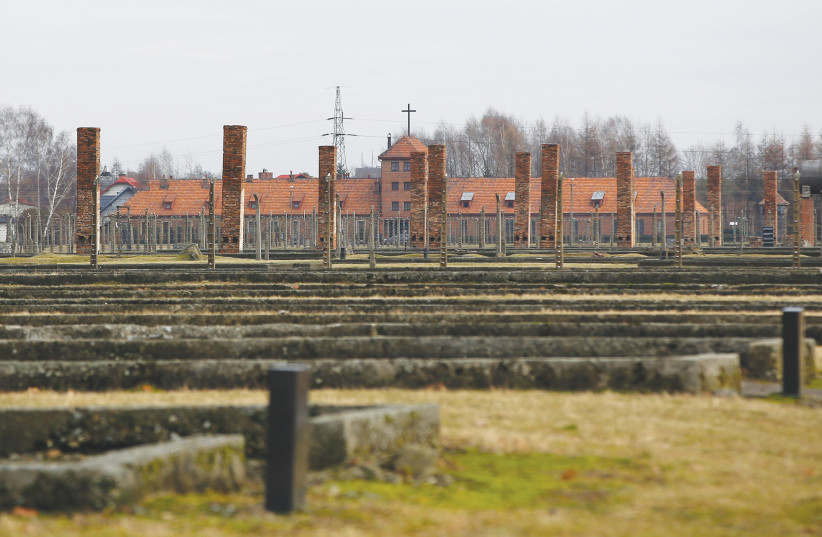 Birkenau Church (photo credit: REUTERS)